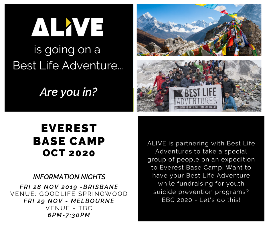 _ALIVE EBC Facebook Info Night